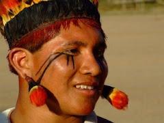 Xinguanos formam grupo de apoio para defender crianças