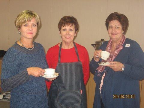 Celia, Eunice en Ansie