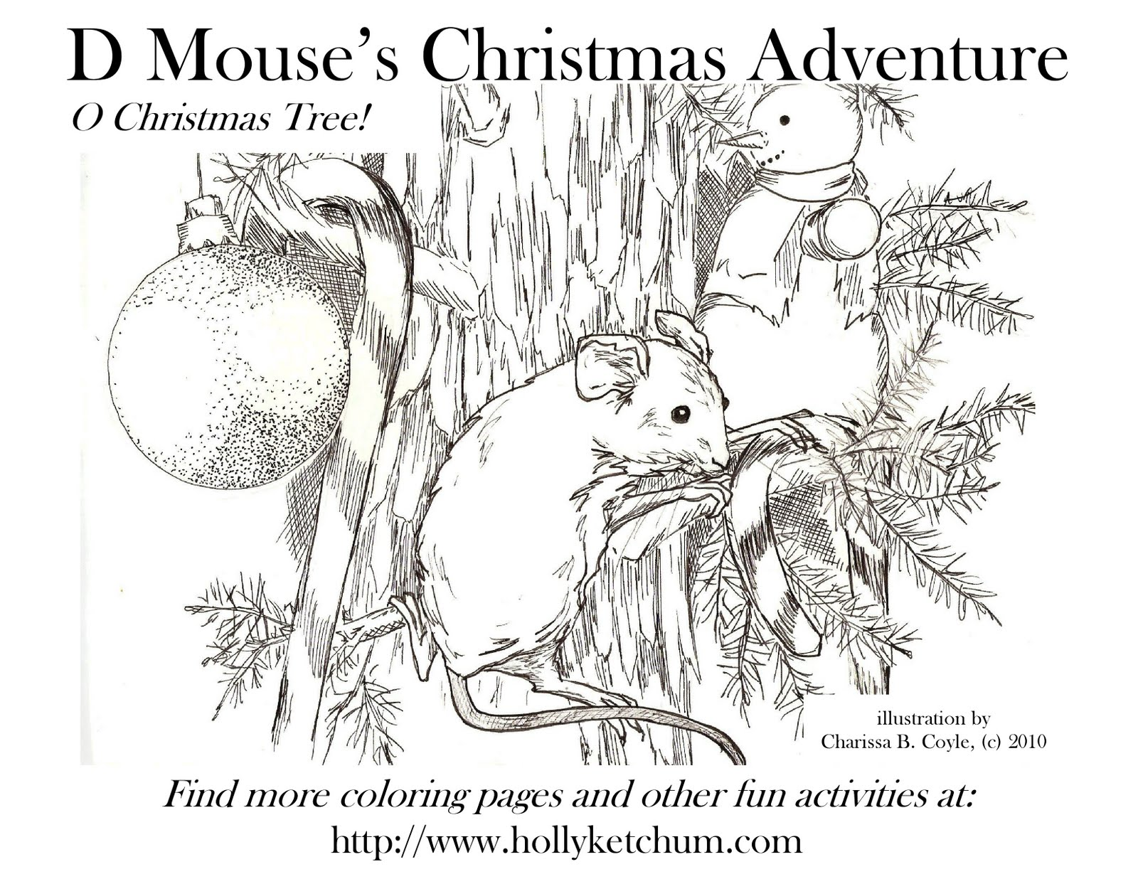 America Will Be Great Christmas Coloring Pages