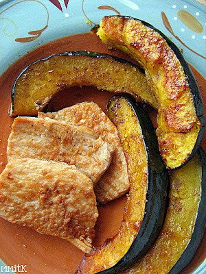 Spice-rubbed Pork Loin with Acorn Squash from Everyday Food November ...