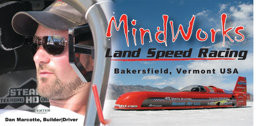 MindWorks Land Speed Racing