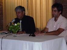"""Presentacion del Libro en Confiteria """"La Perla"""" de Tres Arroyos"""