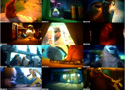 Colegas en el bosque 3 (2010) [Cam][Animacion][Latino][1 Link]