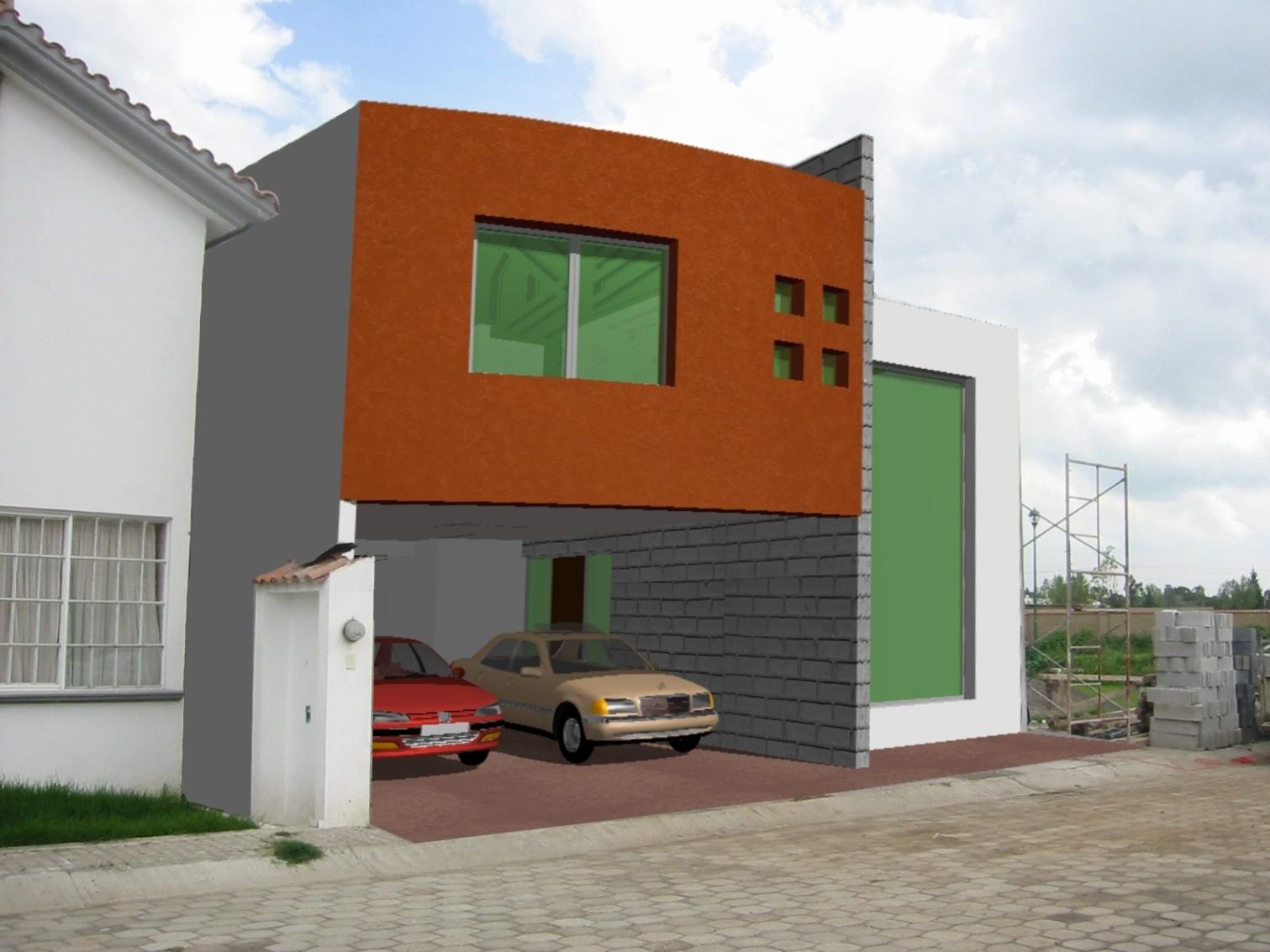 Manuel Ivan Ramos Garcia Dise O De Casas Habitaci N