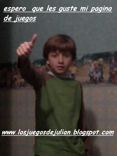 Juegos Julian Modugno