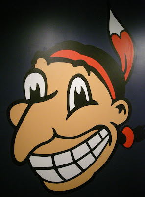 """racism in sport using indians as sport logo Protests against the cleveland indians' racist, red-faced caricature never  that  announcement has been met with managed expectations by  """"one of the most  famous and most recognizable logos in all of sports belongs to."""
