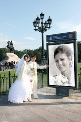 Wedding photography stupidly photoshopped Seen On www.coolpicturegallery.net