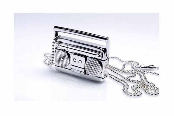 music silver jewelry 02 - Music themed silver jewelry