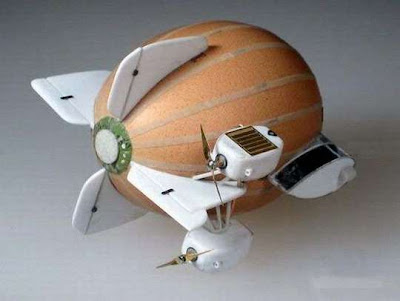 How to make airship from egg www.coolpicturegallery.net