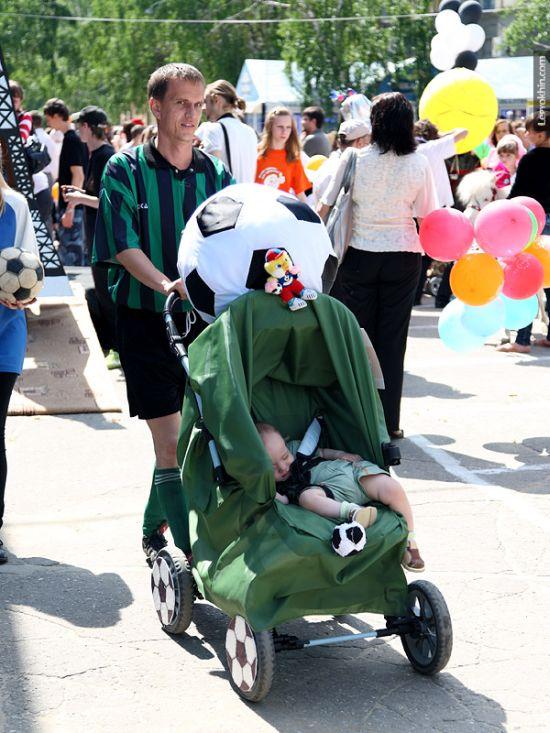 55 unusual baby carriages strollers Unusual-baby-carriages-35