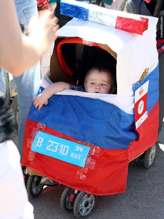 55 unusual baby carriages strollers Unusual-baby-carriages-01