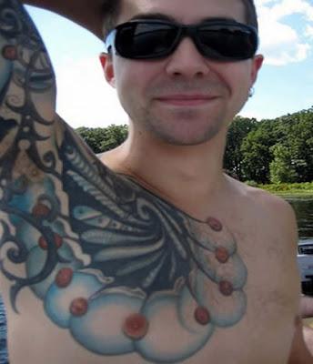 Labels: armband tattoo, male tattoo, tribal tattoo design