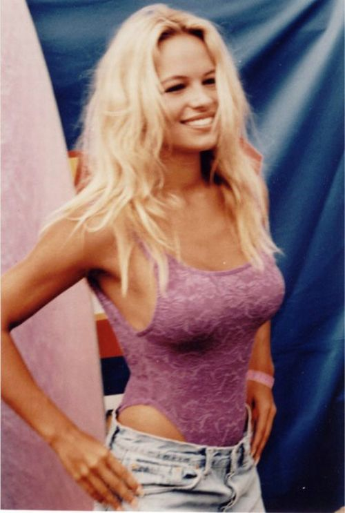 Pamela Anderson When She Was Young 67 Pics Curious