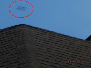 Foto Misteri UFO