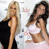 Celebrity Moms Before and after Baby