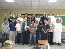 Teólogos del Centro Salesiano de Estudios Superiores