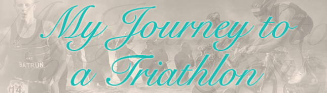 My Journey to a Triathlon