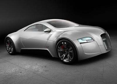 10. Audi R-Zero
