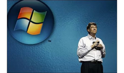 Bill Gates at Microsoft