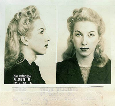 Mugshots - Some were mugs, some were not 40s_mugshot_from_San_Francisco