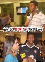 Foto: Viáfara - goleiro EC Vitória