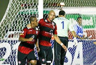 Goiás x Vitória - 17 abril 2010