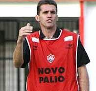 Vágner Carmo Mancini - Técnico do Esporte Clube Vitória