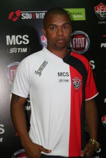 Foto da nova camisa do Vitória 2009 - Champs - padrão 2