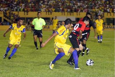Foto: Colo Colo 0 x 2 Vitória
