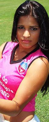 Foto: Stephanie Nessin - Candidata Musa Baianão 2009