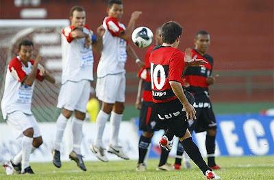 Foto: Ramon Menezes - Feirense 2 x 3 Vitória - 29/03/09