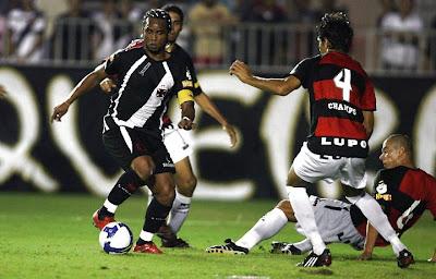 Foto de Vasco 3 x 0 Vitória 13/05/09