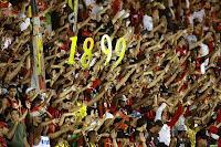 Foto: Torcida - Vitória 4 x 1 Santo André
