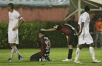 Foto: Roger e Ramon- Vitória 3 x 3 Cruzeiro