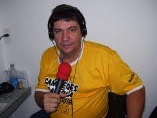 Narrador João Andrade