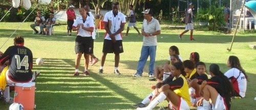 Futebol Feminino do Vitória