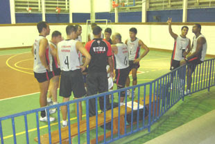 Equipe masculina de Volei do EC Vitória
