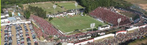 Estádio Manoel Barradas - Barradão