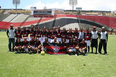time Feminino de Futebol do Esporte Clube Vitória
