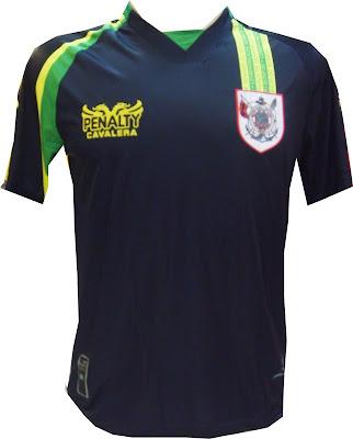 Camisa 2010 EC Vitória - 3º uniforme