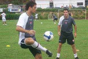 Anderson Martins e Ramon Menezes