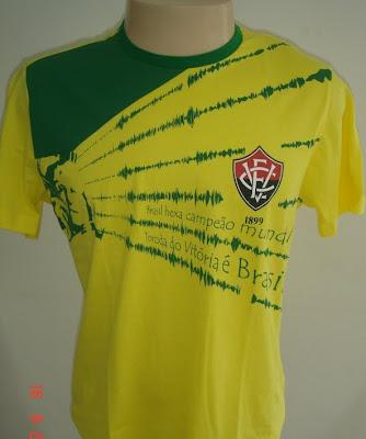 Camisa Brasil / Vitória