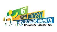 16ª Copa Brasil de Futebol Infantil (sub-15) 2011