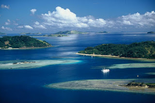 Fiji Islands in Oceania