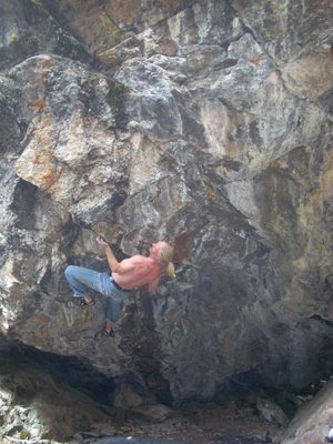 Summit County, Colorado, Keystone bouldering problems