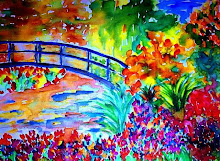 Joy To You - Click on the painting to visit this beautiful blog.