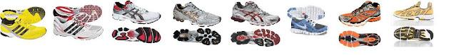 Bambes ideals per còrrer/ Calzado deportivo ideal para correr