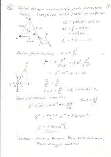 Jawaban Soal Fisika