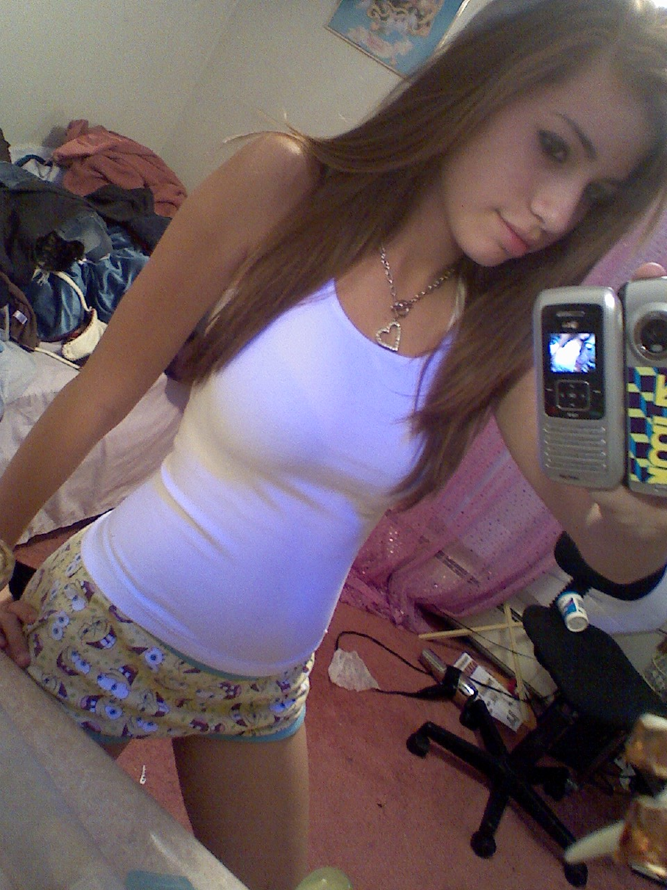 Amateur 51 years old married woman love stocking 4