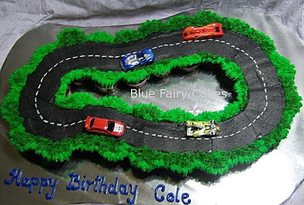 Nascar Cakes And Cupcakes